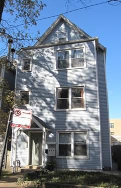 1642 W Fletcher Unit 1, Chicago, IL 60657 West Lakeview