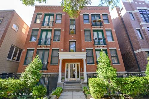 3310 N Kenmore Unit 3S, Chicago, IL 60657 Lakeview