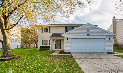 789 W Appletree, Bartlett, IL 60103