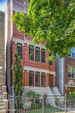 1523 W Montana Unit 3, Chicago, IL 60614 West Lincoln Park