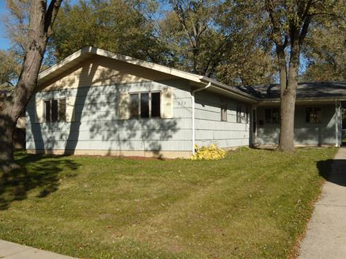 323 N Orchard, Park Forest, IL 60466