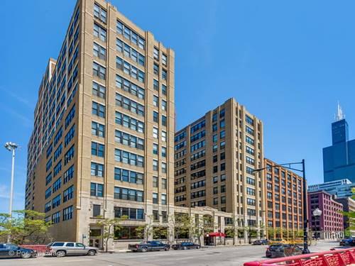 728 W Jackson Unit 623, Chicago, IL 60661 West Loop