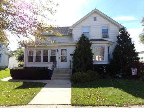 234 W Second, Manteno, IL 60950