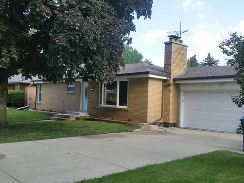 10111 Westmanor, Franklin Park, IL 60131