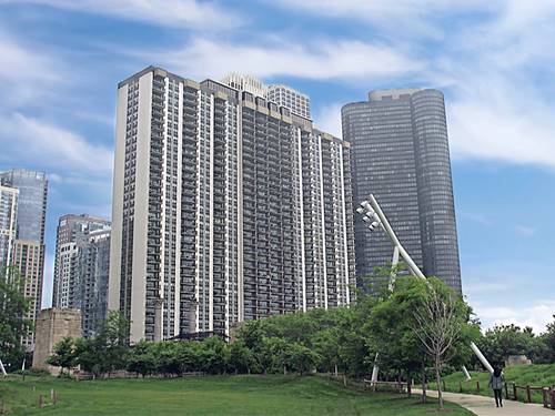 400 E Randolph Unit 3321, Chicago, IL 60601 New Eastside
