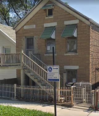 3433 S Bell, Chicago, IL 60608