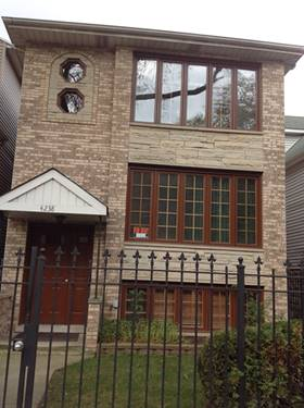 4238 N Kimball Unit 2, Chicago, IL 60618