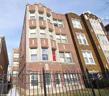 2844 W Addison Unit 2S, Chicago, IL 60618