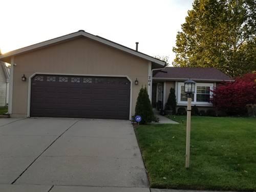 204 Huntington, Streamwood, IL 60107