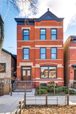 2033 N Fremont, Chicago, IL 60614 West Lincoln Park