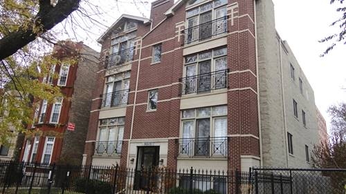 3821 S Wabash Unit 3N, Chicago, IL 60653