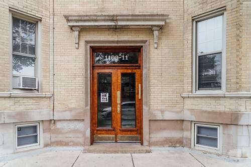 1111 W Grace Unit 1, Chicago, IL 60613 Lakeview