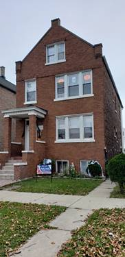 5033 S Fairfield, Chicago, IL 60632