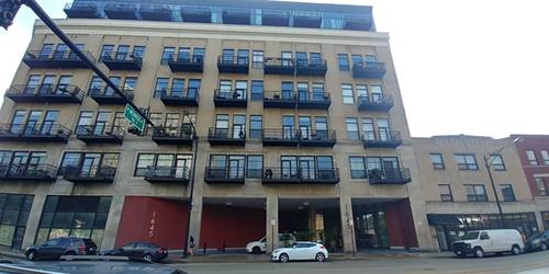 1645 W Ogden Unit 814, Chicago, IL 60612