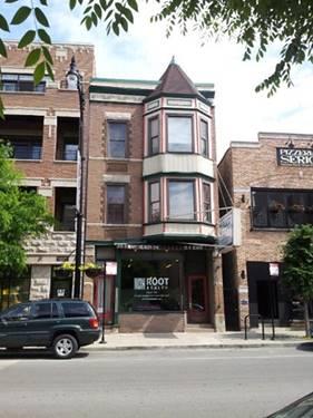 1710 W Belmont Unit 2R, Chicago, IL 60657 Roscoe Village