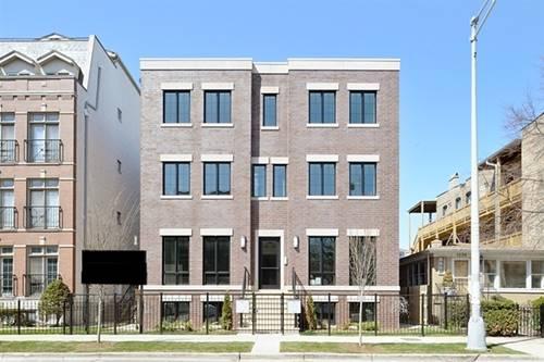 1236 W Diversey Unit PH, Chicago, IL 60614 Lakeview