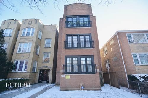 1747 W Wallen Unit B, Chicago, IL 60626
