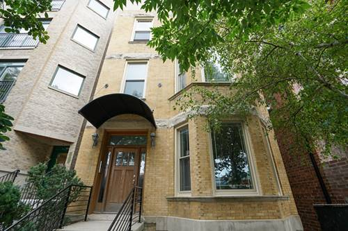 3317 N Sheffield Unit 1, Chicago, IL 60657 Lakeview