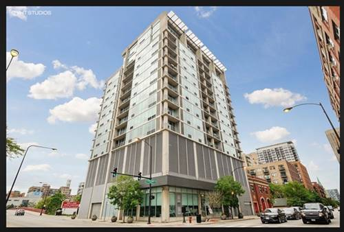 700 W Van Buren Unit 707, Chicago, IL 60607 West Loop