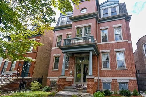 1410 N Hoyne Unit 3A, Chicago, IL 60622 Wicker Park
