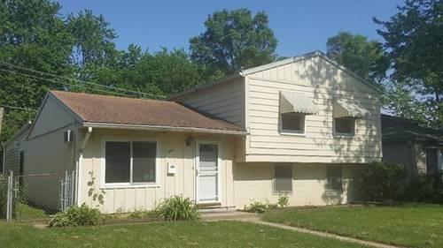 299 Merrill, Calumet City, IL 60409