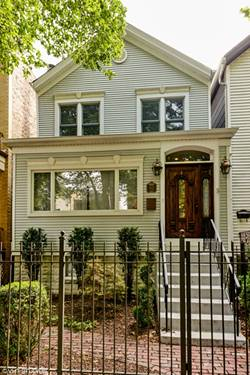 1127 W Wolfram, Chicago, IL 60657 Lakeview