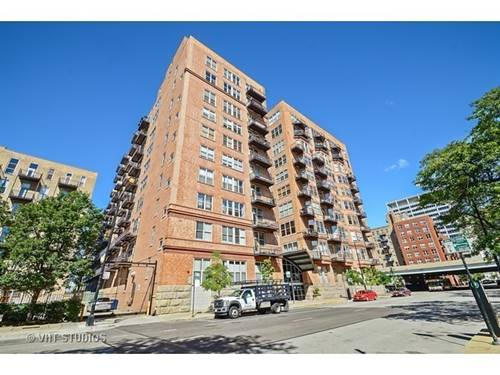 500 S Clinton Unit 603, Chicago, IL 60607