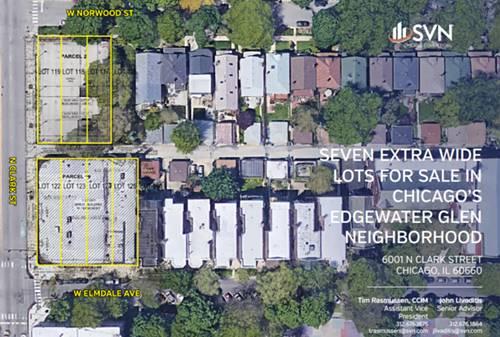 6025 N Clark, Chicago, IL 60660 Edgewater