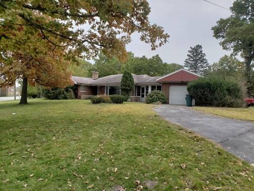 134 W Main, Glenwood, IL 60425