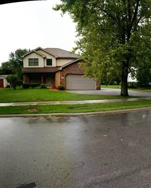 5633 W Wilson, Monee, IL 60449