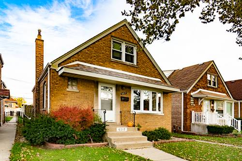 6217 S Melvina, Chicago, IL 60638 Clearing West