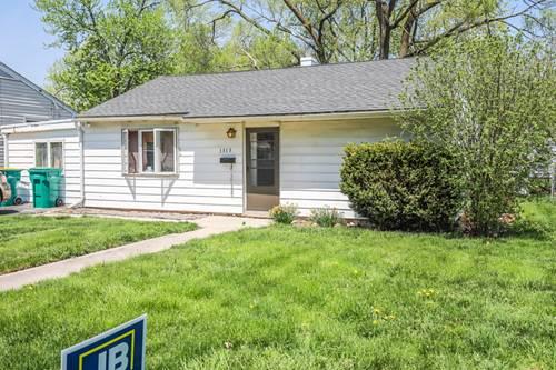1313 Dellmar, Joliet, IL 60435
