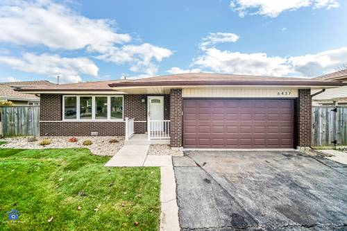 6437 182nd, Tinley Park, IL 60477