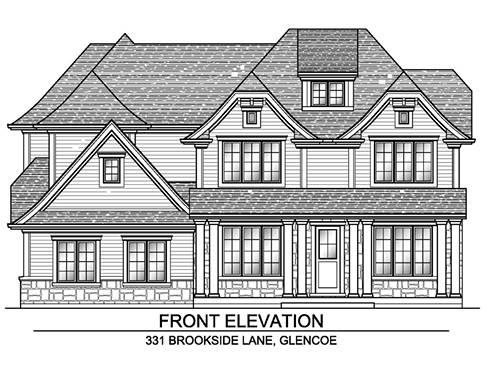 331 Brookside, Glencoe, IL 60022