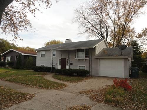 17 Pawnee, Thornton, IL 60476