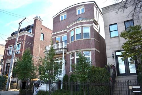 1513 W Altgeld, Chicago, IL 60614 West Lincoln Park