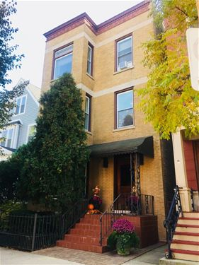1849 W Cuyler Unit 2, Chicago, IL 60613 North Center