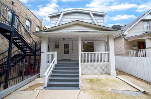 4305 W Wrightwood, Chicago, IL 60639