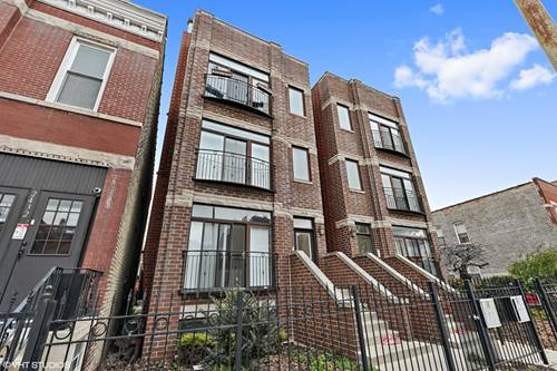 2430 W Augusta Unit 2, Chicago, IL 60622