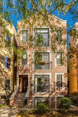 3353 N Seminary Unit 1, Chicago, IL 60657 Lakeview