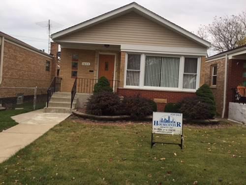 5855 S Narragansett, Chicago, IL 60638