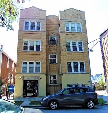 2040 N Spaulding Unit GN, Chicago, IL 60647 Logan Square