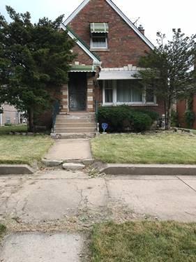 12347 S Princeton, Chicago, IL 60628 West Pullman