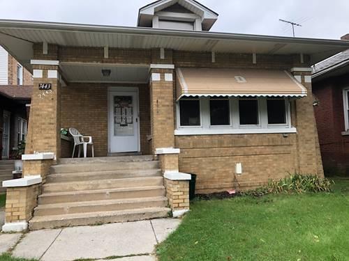 7443 S Bennett, Chicago, IL 60649 South Shore