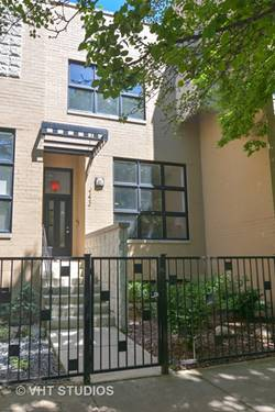 1417 N Leavitt Unit D, Chicago, IL 60622 Wicker Park