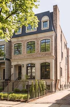 2417 N Burling, Chicago, IL 60614 Lincoln Park