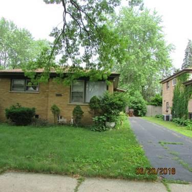 18531 Morris, Homewood, IL 60430