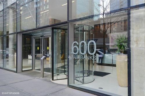 600 N Fairbanks Unit 1601, Chicago, IL 60611 Streeterville
