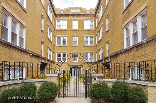 1438 W Roscoe Unit 1, Chicago, IL 60657 Lakeview