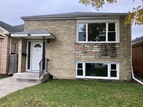 1821 N 40th, Stone Park, IL 60165